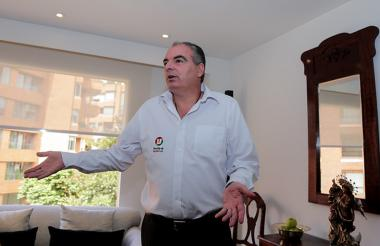 Aurelio Iragorri.