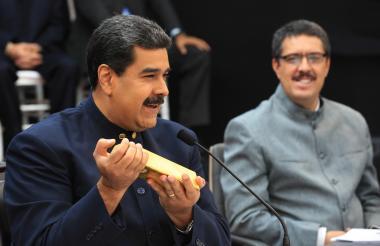 Maduro hizo el anuncio en un acto con su gabinete económico.