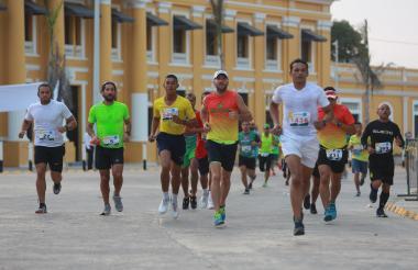 Participantes MMBAQ 2017