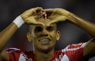 El guajiro Luis Díaz suma tres goles con Junior en lo que va del año.