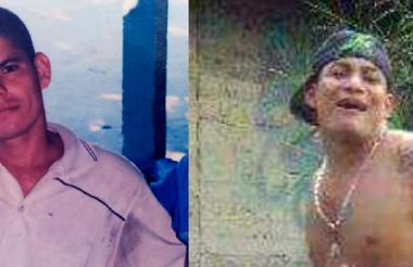 Luis Fernando Sánchez y Josabeth Villega, asesinados.