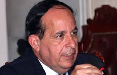 El excongresista Álvaro Ashton