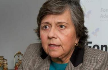 Carmen Arévalo, nueva directora del Parque Cultural del Caribe.