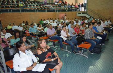 A la rendición de cuentas solo asistieron nueve de los 26 alcaldes de Sucre.