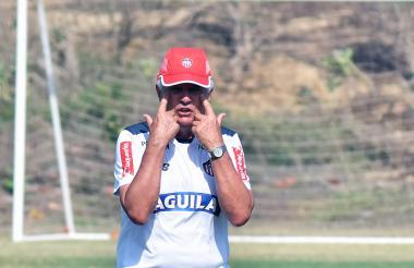 Julio Comesaña, nuevo DT del Junior.