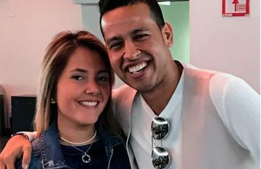 Dayana Jaimes y Martín Elías Díaz Acosta.