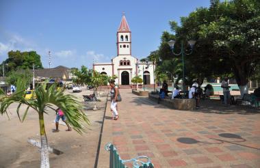 A San Onofre, en Sucre, llegaron las tres personas que presentan los síntomas .