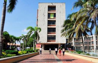 Sede de la Universidad del Atlántico, sede norte.