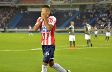 Luis Díaz, volante ofensivo de Junior.