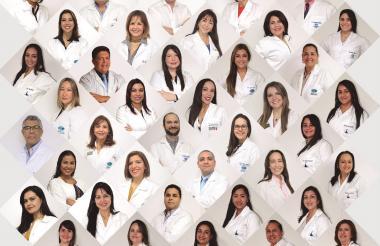 El profesionalismo de los especialistas también han llevado a esta empresa a posicionarse como la mejor institución de salud visual.
