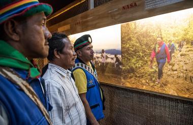 Más de 100 víctimas del conflicto asistirán a la exposición.