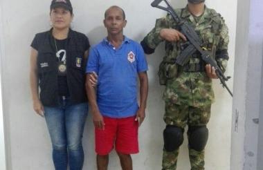 Jesús María Muñoz Muñoz, sindicado de abusar de un niño de 10 años.