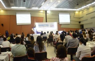 Profesionales en publicidad y marketing, entre otros, se dieron cita en Combarranquilla Country.