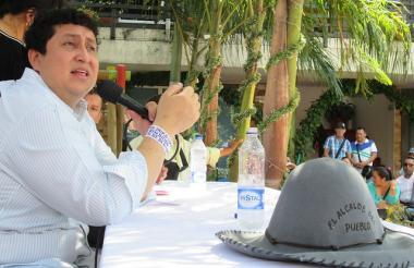 John Jairo Torres , exalcalde de Yopal.