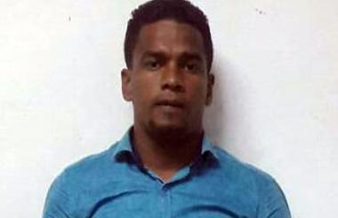 Rafael Gómez Herrera, condenado por homicidio.