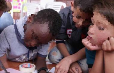 En total 17.844 niños y jóvenes colombianos participaron del estudio de la Unicef.