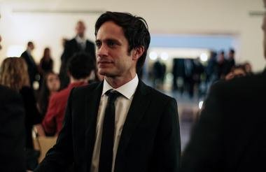 Gael García, actor mexicano.