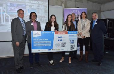 Ganadoras de la XIV edición del concurso en Colombia.