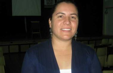 Cristina Otálvaro Idárraga, exalcaldesa de Neira (Caldas).