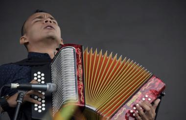 Jaime De la Ossa Otero, participante.