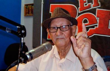 Roberto Angleró, compositor y cantante de salsa.