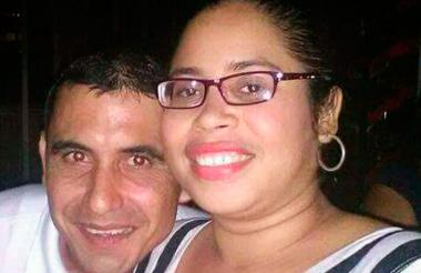 Jair Álvarez Méndez y Zulay Patricia Pérez.