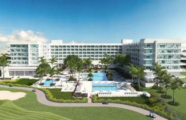 Hotel Conrad Cartagena, de la cadena Hilton.