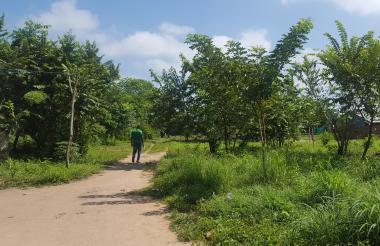 La entrega de los terrenos está previsto para hoy en la zona rural de Riohacha.