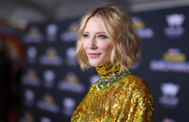 Cate Blanchett se denomina activista, comprometida y feminista.