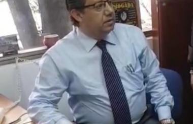 Carlos Eduardo Arévalo Rivera, investigador del CTI.