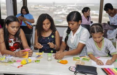 Mesa Departamental de Niños, Niñas y Adolescentes (NNA).