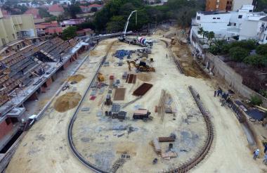 Según la Alcaldía de Barranquilla, el nuevo escenario estaría listo a finales de junio.