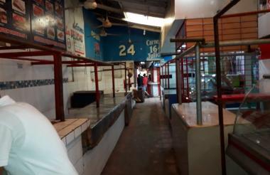 Los expendedores de carne de Maicao afirmaron que mantendrán cerrados sus establecimientos.