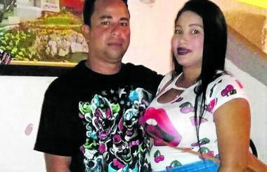 Rafael Serrano Egea y Linda Granados Cera.