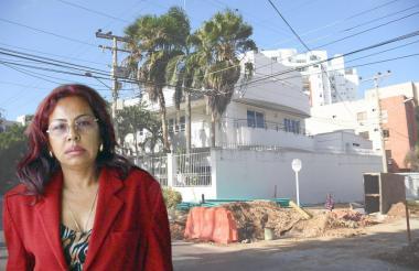 Enilce López Romero, condenada por homicidio.
