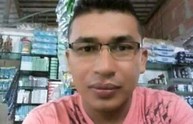 Richard Rafael Ramos Alvis, asesinado.