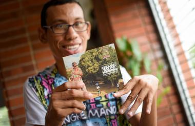 Germán Ramos presenta su primer álbum 'El caminante'.