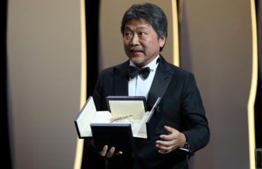 El director japonés Hirokazu Kore-Eda.