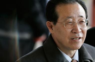 Kim Key Gwan, primer viceministro de relaciones exteriores.
