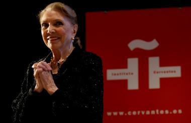 María Dolores Pradera.