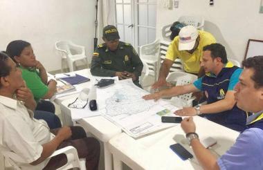 La sala monitorea la situación en Hidroituango.