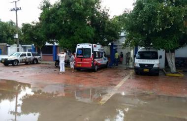 Las tres menores fueron atendidas en el Hospital de Malambo.