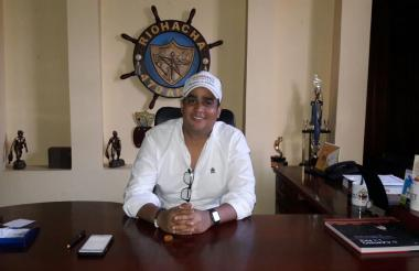Jairo Aguilar, secretario de Gobierno.
