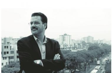 Mauricio Vargas Linares, escritor y periodista.