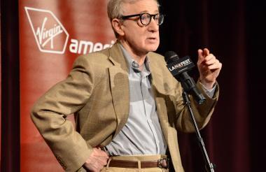 Woody Allen, director de cine estadounidense.