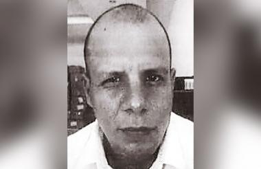 Jeffry Hubert Santa Ávila, desaparecido.