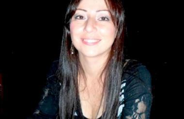 Paola Rocío Úsuga Jaramillo, víctima.