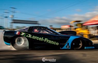 Uno de los vehículos participantes es el Corvette Z4.