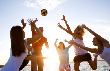 Una actividad física regular ayuda a prevenir las enfermedades no transmisibles.