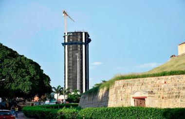Proyecto Aquarela Multifamiliar en Cartagena.